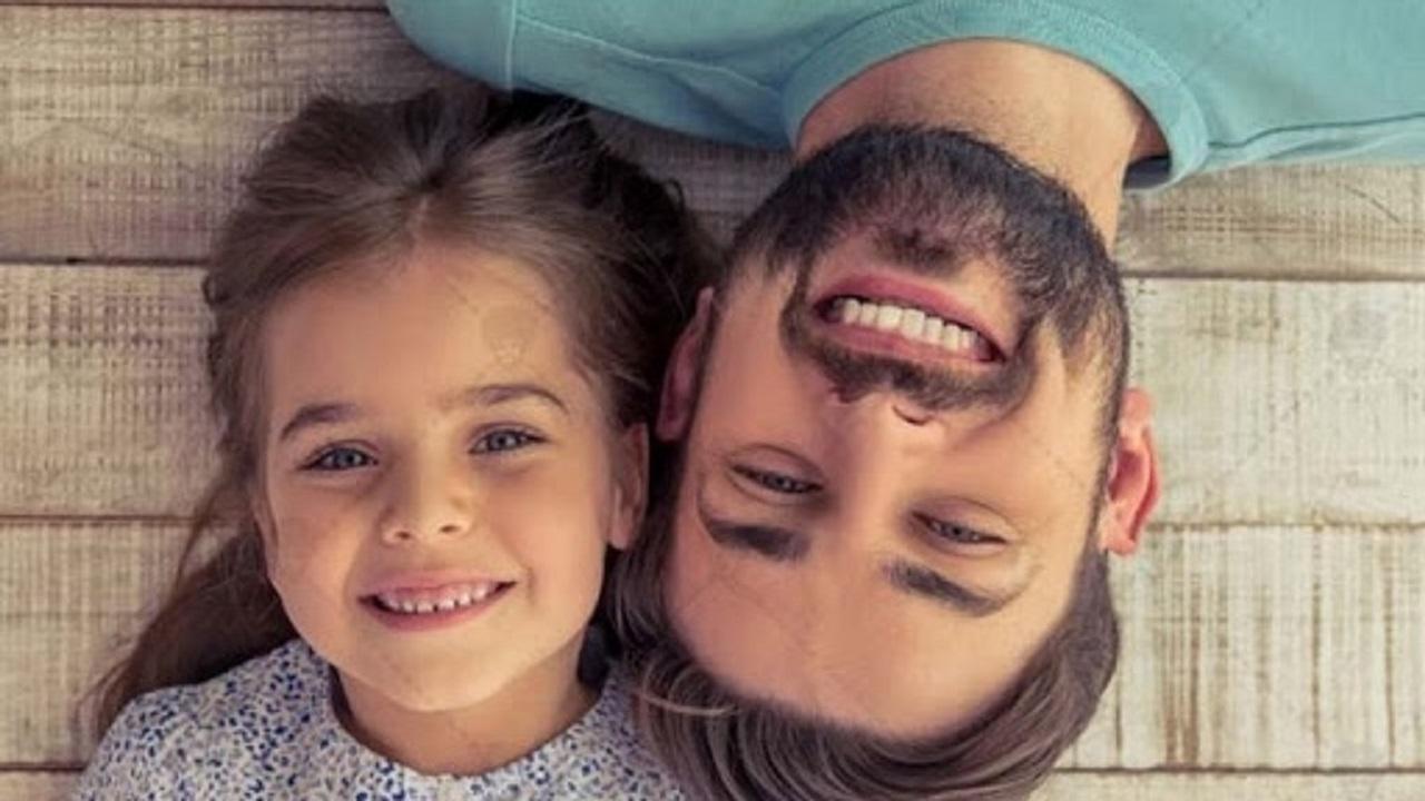 پدر دختر