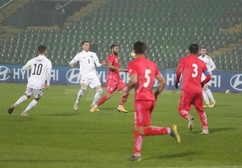 بازی ایران و بوسنی
