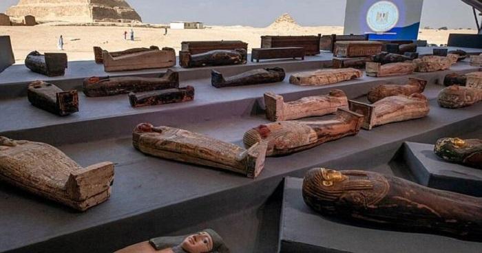 تابوت های باستانی