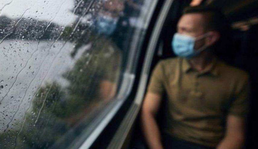 ماسک در باران