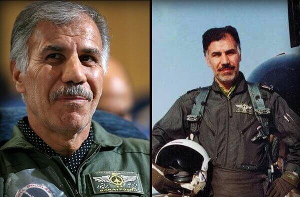 خلبان ایرانی