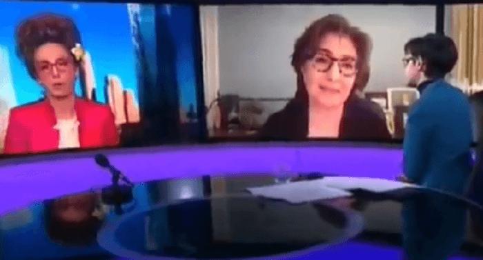 درگیری لفظی کارشناس BBC با مسیح علینژاد