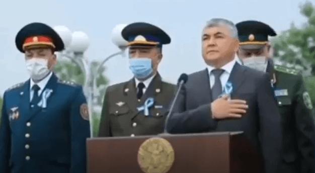 نظامیان ازبکستان