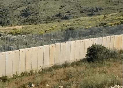 مرز لبنان و فلسطین
