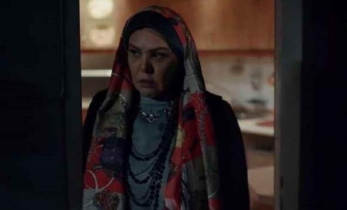 مینو خانم در سریال احضار