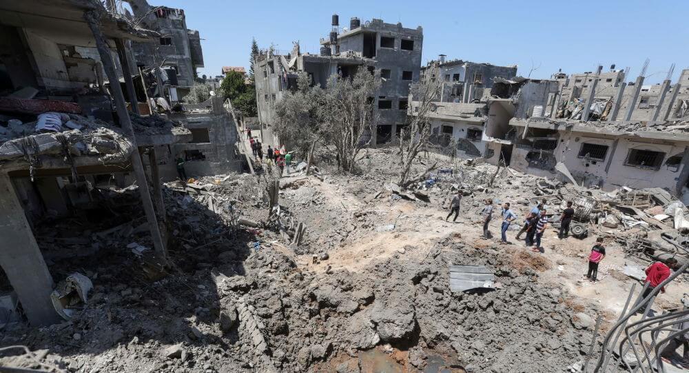 آوار فلسطین
