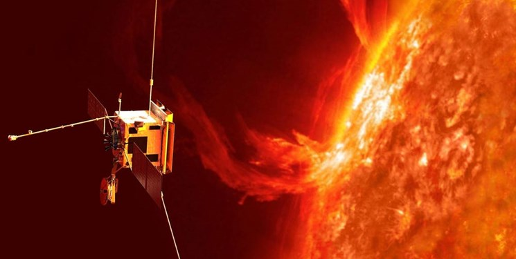 فوران خورشیدی