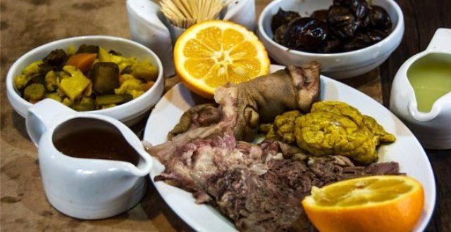 غذایهای عجیب غریب ایرانی را بشناسید