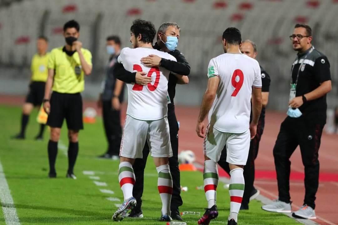 پیروزی ایران مقابل بحرین