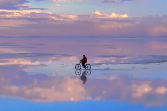 دوچرخه سواری رویایی