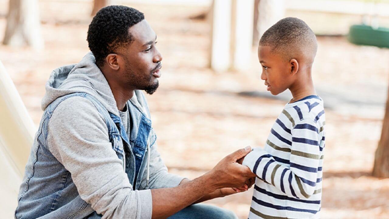 ارتباط پدر و فرزند