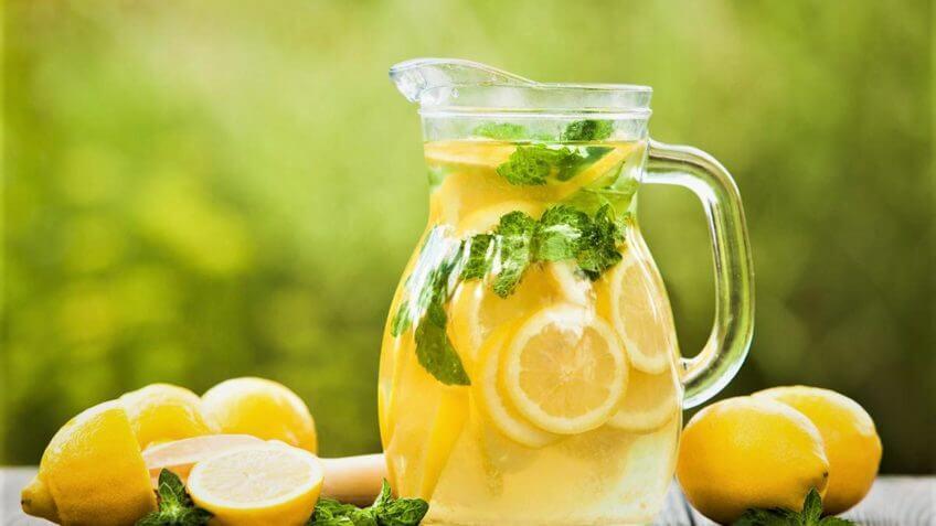 نوشیدنی لیمو