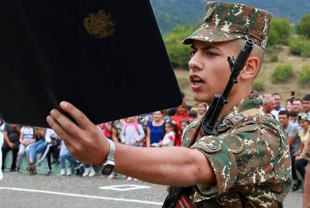 پسر نخست وزیر ارمنستان