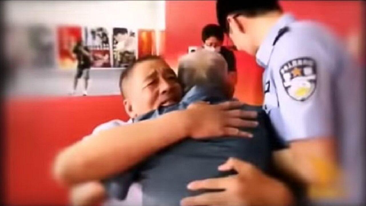 پیدا شدن کودک گمشده چینی، بعد از ۵۸ سال