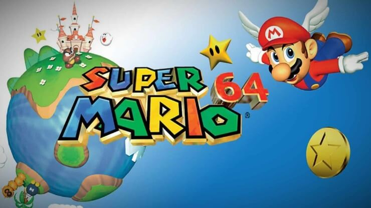 بازی ماریو