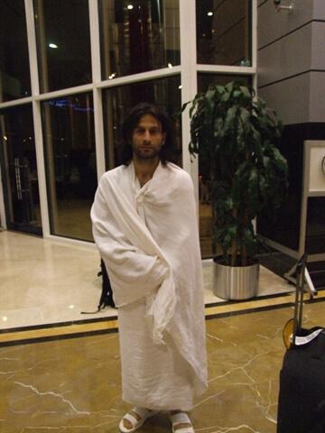 بازیکن ایرانی در حج