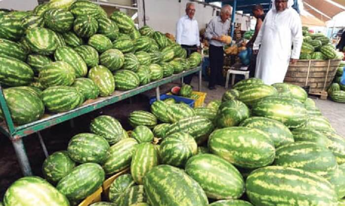 هندوانه فروشی