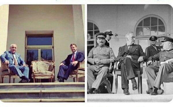 سفیران انگلیس و روسیه