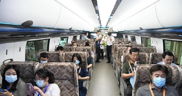 قطار سریع السیر چین