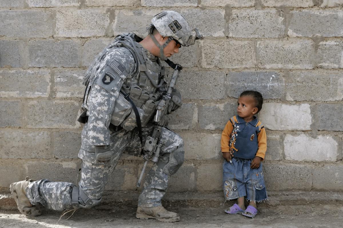 سرباز آمریکایی