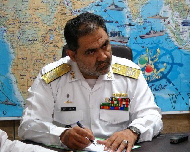 دریادار ایرانی