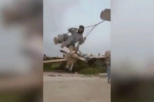 تاب بازی طالبان