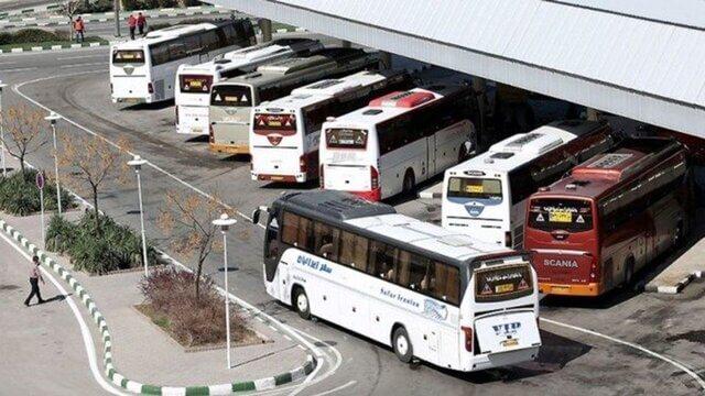 اتوبوس های مسافربری