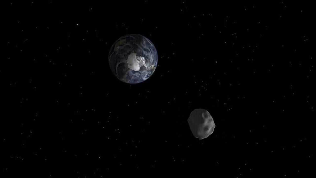 سیارک و زمین