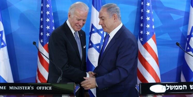 نتانیاهو و بایدن